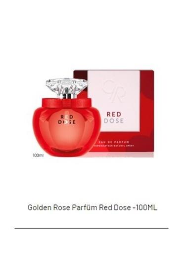 Golden Rose Parfüm Renksiz